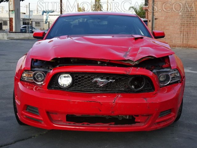 Ford Mustang 2014 price $7,950