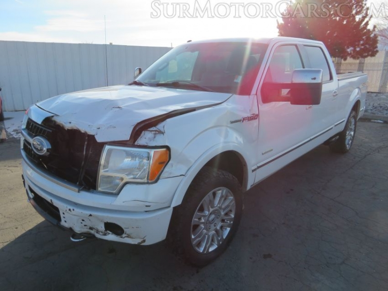 Ford F-150 2012 price $10,950