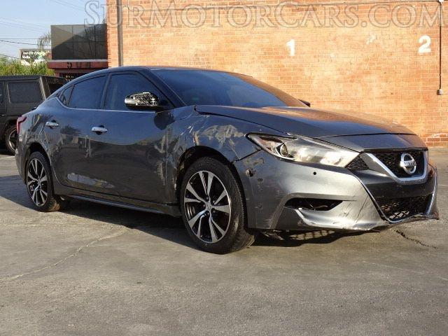 Nissan Maxima 2018 price $8,950