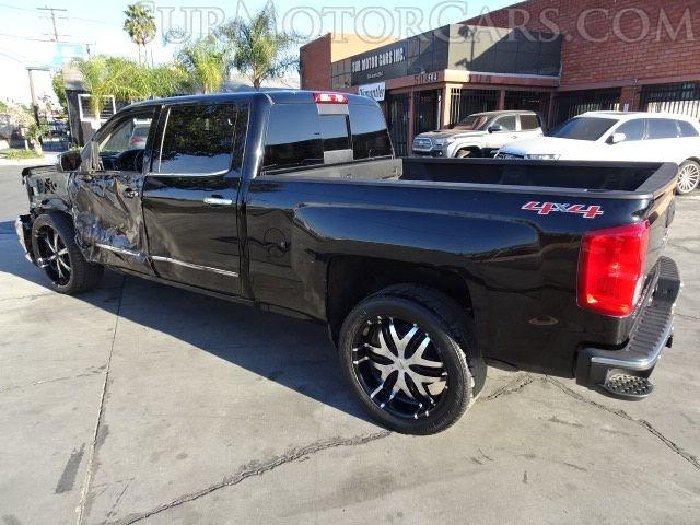 Chevrolet Silverado 1500 2017 price $16,950