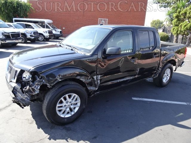 Nissan Frontier 2018 price $8,950