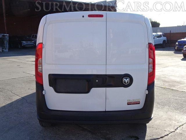 Ram ProMaster City Cargo Van 2017 price $8,950