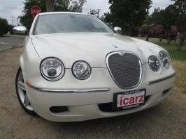 Jaguar S-Type 2008