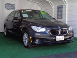 BMW 5 Series Gran Turismo 2011