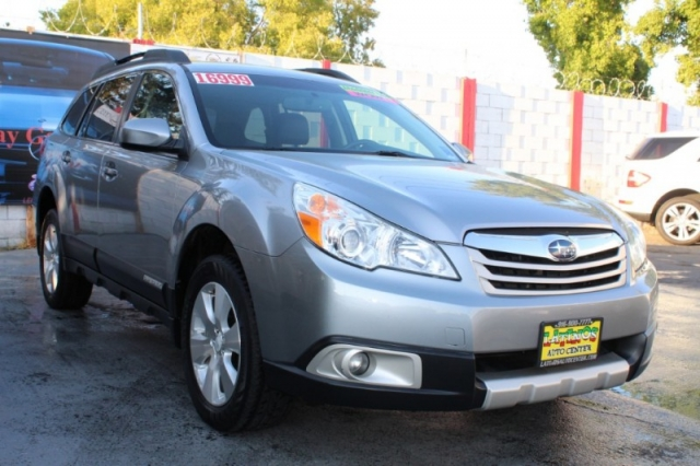 2011 Subaru Outback 4dr Wgn H6 Auto 36r Limited Inventory
