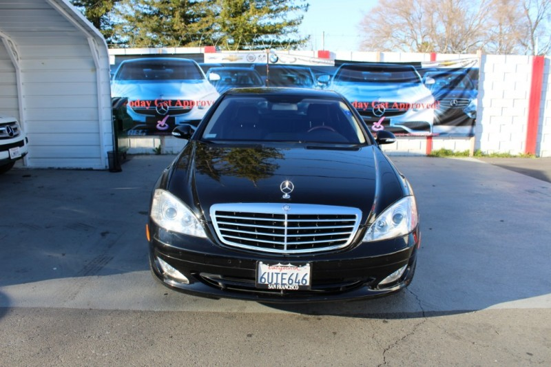 Mercedes-Benz S-Class 2008 price $14,990
