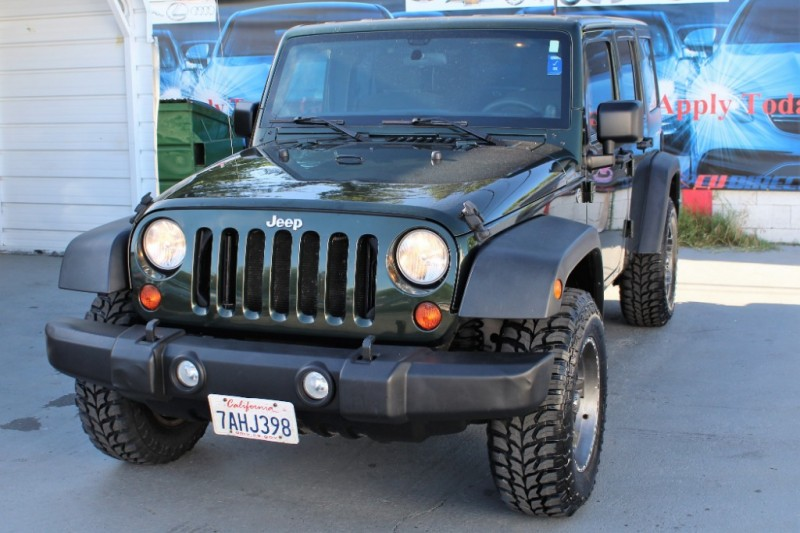 Jeep Wrangler Unlimited 2011 price $14,990