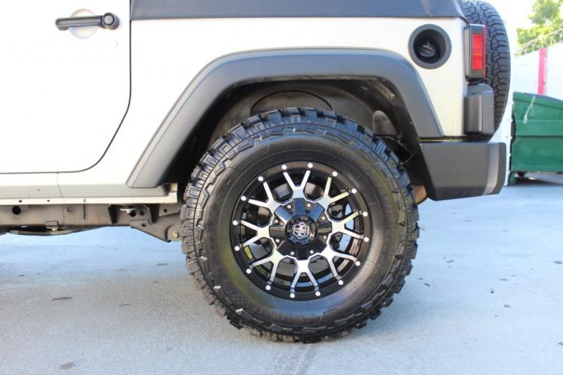 Jeep Wrangler 2007 price 15999