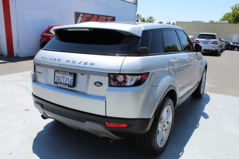 Land Rover Range Rover Evoque 2012 price $14,990