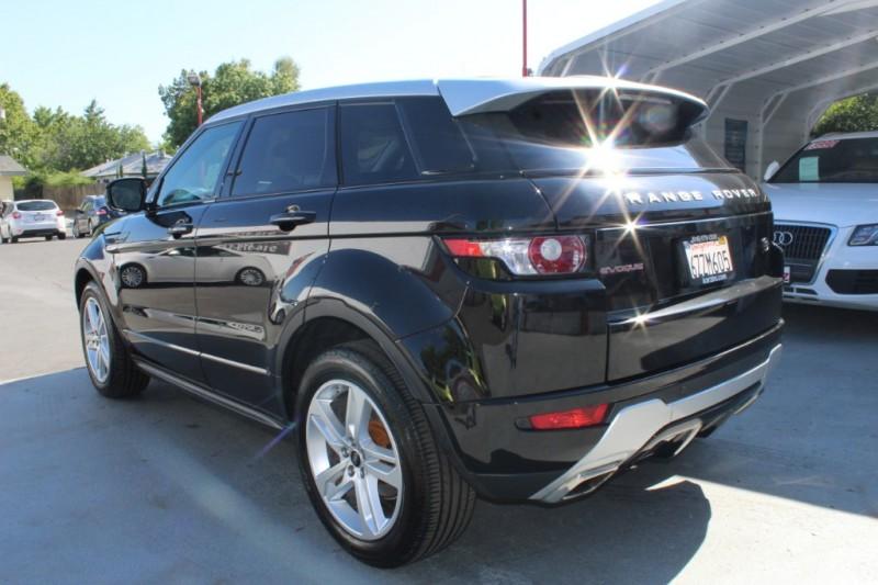 Land Rover Range Rover Evoque 2013 price $21,990