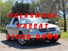Volkswagen Passat Sedan 2004