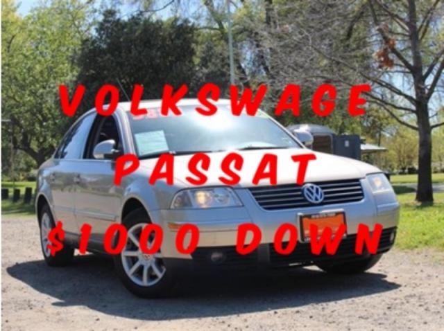 2004 Volkswagen Passat Sedan