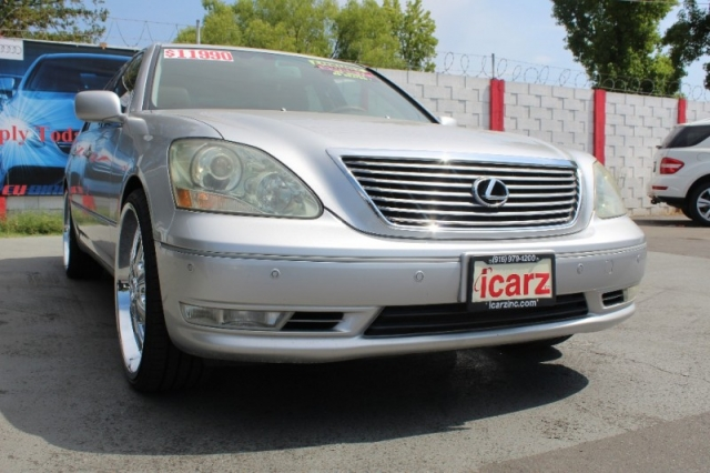 LATINOS AUTO CENTER | 2006 Lexus LS 430 4dr Sdn - $10,990