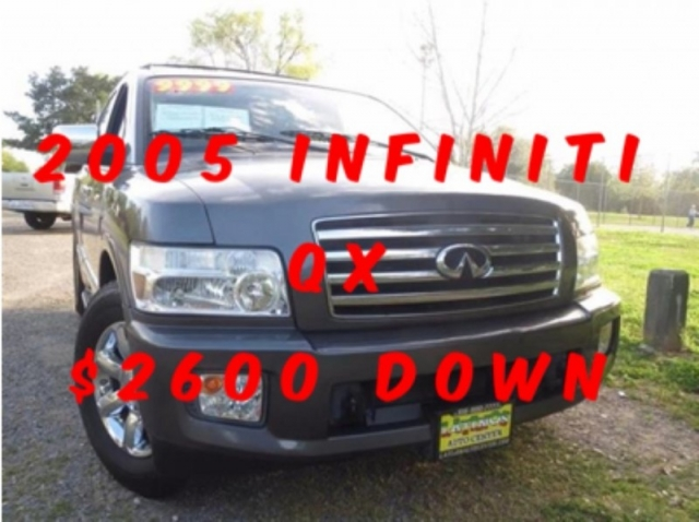 2005 Infiniti QX56