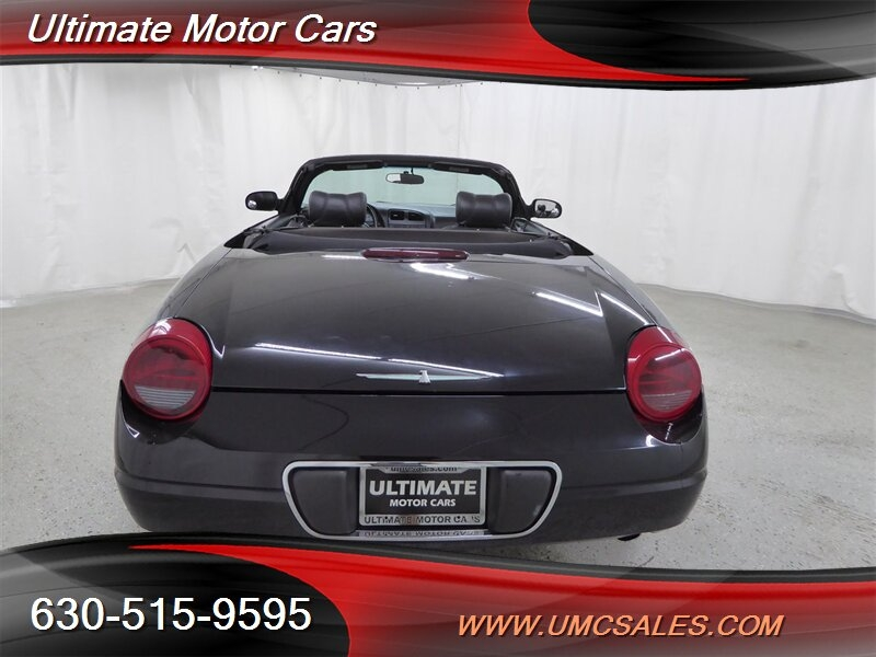 Ford Thunderbird 2002 price $7,995