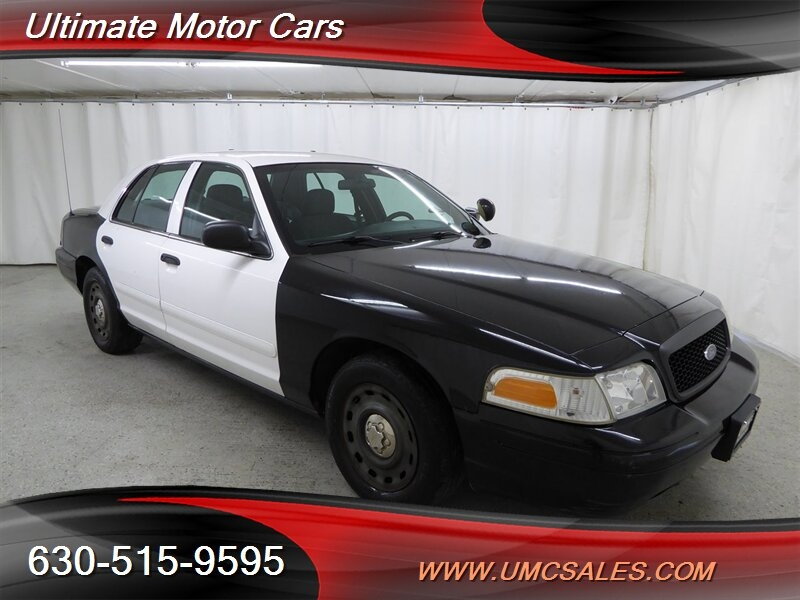 Police Cars For Sale >> Used 2005 Ford Crown Victoria Police Interceptor In Downers Grove Il Auto Com 2fafp71w85x176021