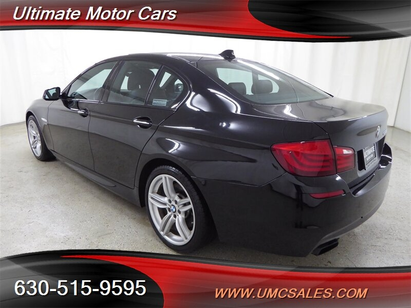 BMW 5-Series 2012 price $17,500