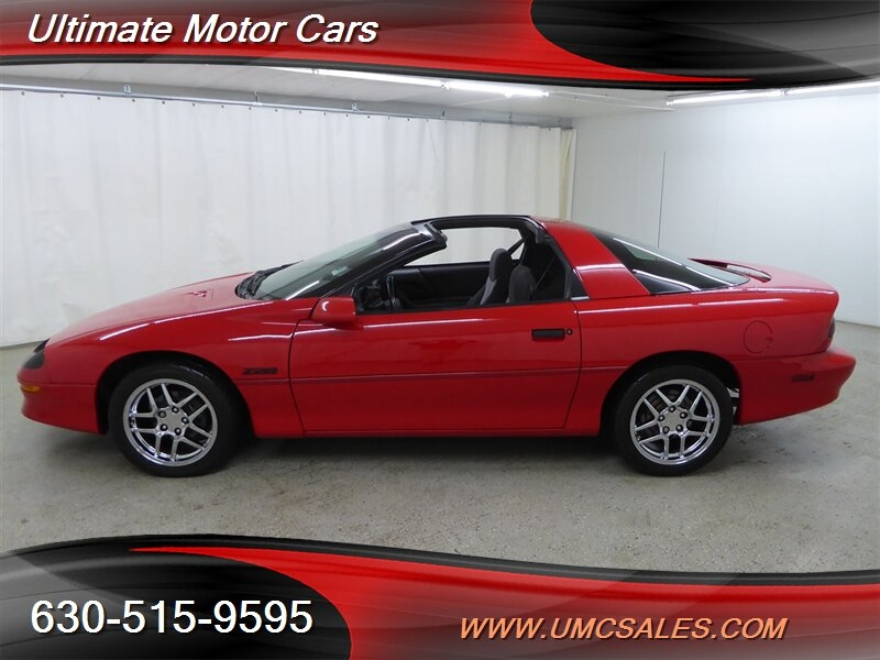 Chevrolet Camaro 1995 price $8,500