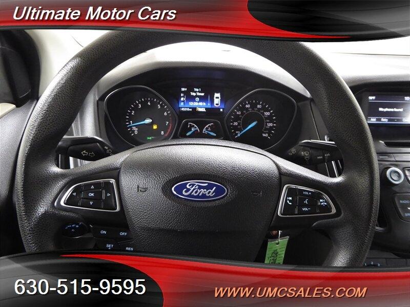 Ford Focus 2015 price $7,500