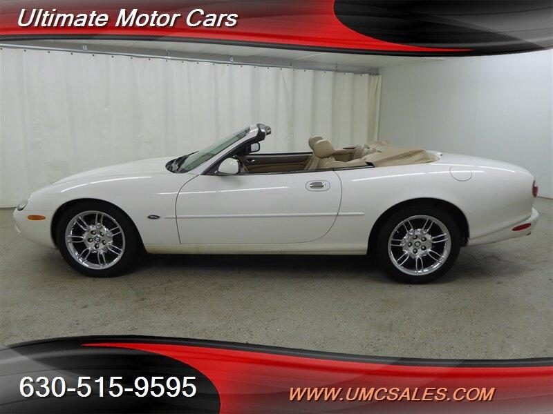 Jaguar XK-Series 2001 price $9,000