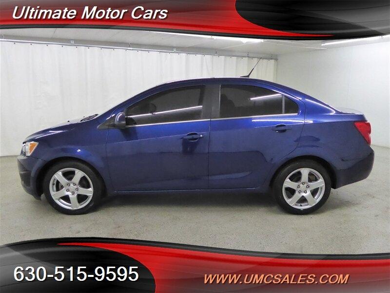 Chevrolet Sonic 2013 price $5,000