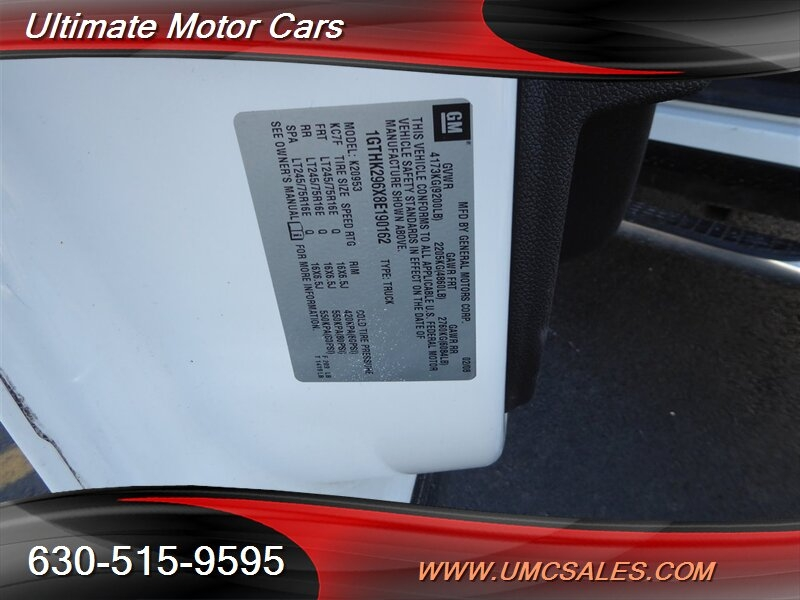 GMC Sierra 2500 2008 price $17,000