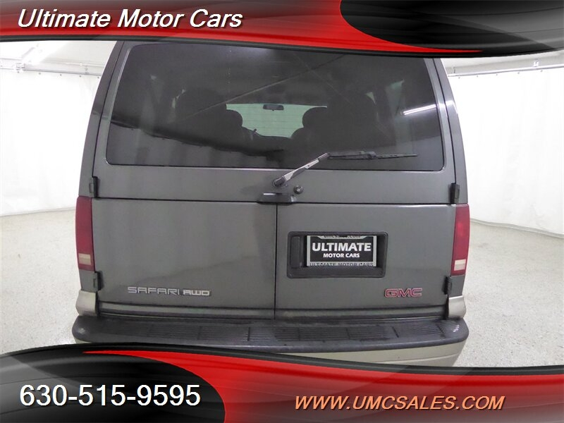 GMC Safari 2003 price $1,999
