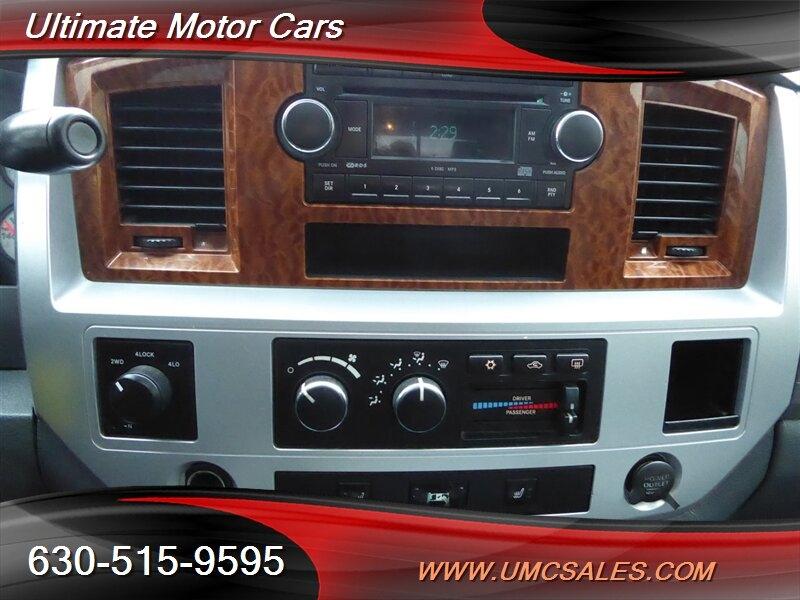 Dodge Ram 3500 2006 price $13,500