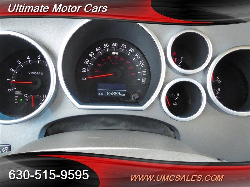Toyota Sequoia 2011 price $25,000