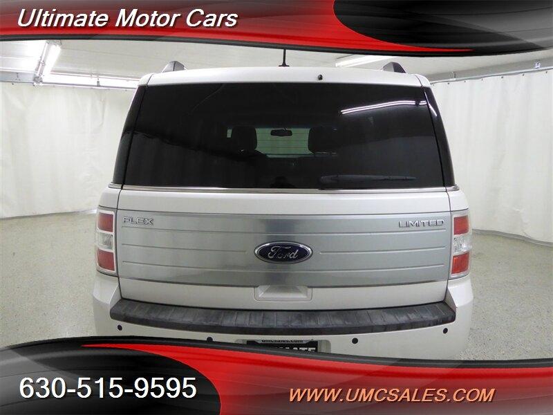 Ford Flex 2009 price $8,000