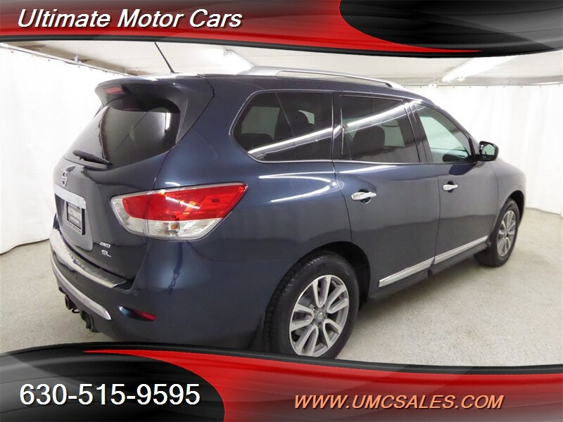 Nissan Pathfinder 2016 price $18,000