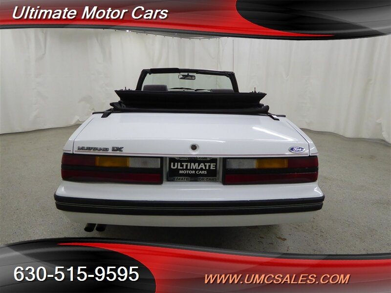 Ford Mustang 1984 price $8,995