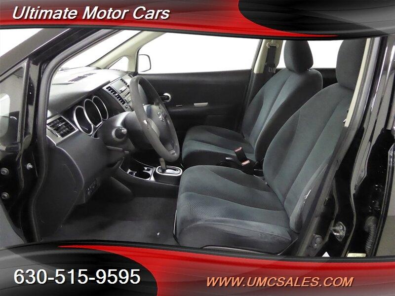 Nissan Versa 2011 price $3,750