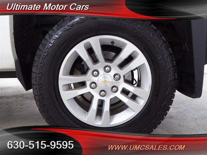 Chevrolet Silverado 1500 2016 price $22,500