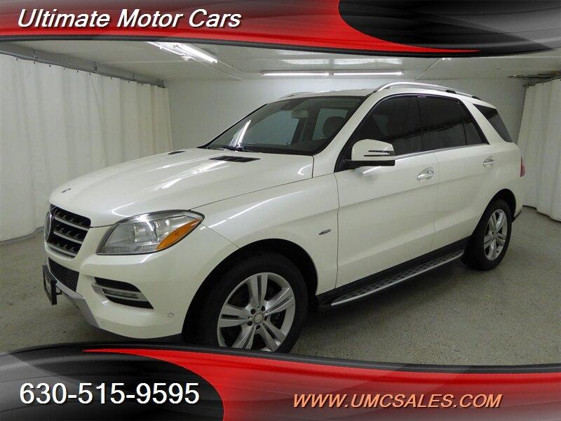 Mercedes-Benz M-Class 2012 price $16,995