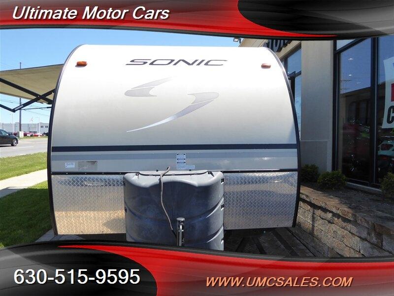 Venture Sonic 220 2014 price $15,000