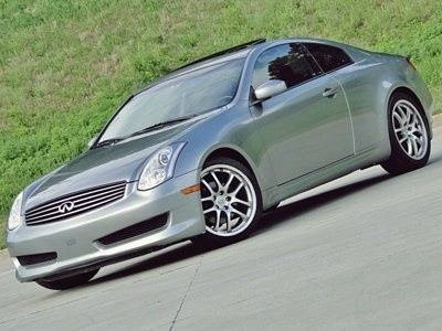 2006 Infiniti G35 Coupe 2dr Cpe Auto Inventory All Credit Rides