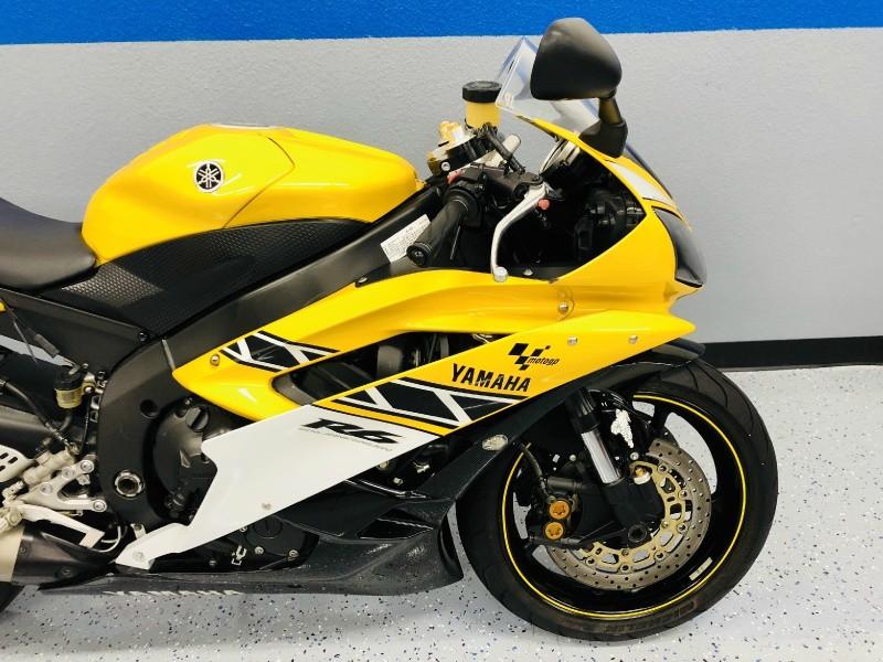 Yamaha R6 2006 price $5,995