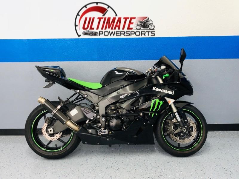 Kawasaki Ninja ZX6R 2009 price $6,495