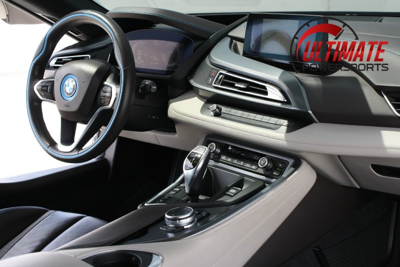 BMW i8 2014 price $61,995