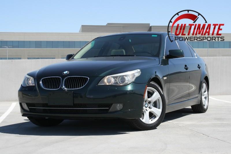 BMW 5-Series 2008 price $6,495