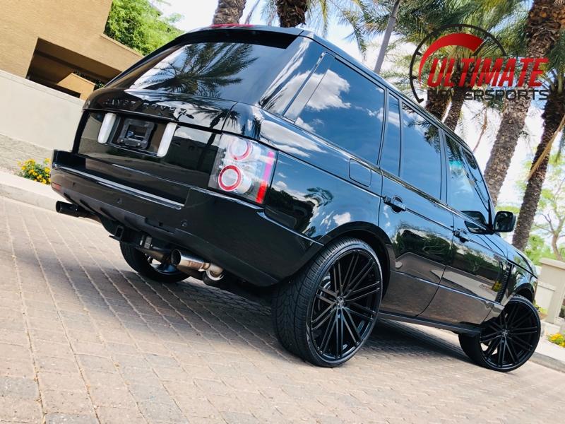 Land Rover Range Rover 2010 price $14,495