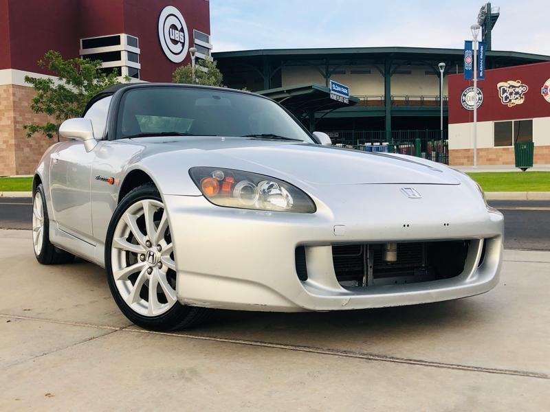Honda S2000 2002 price $15,495