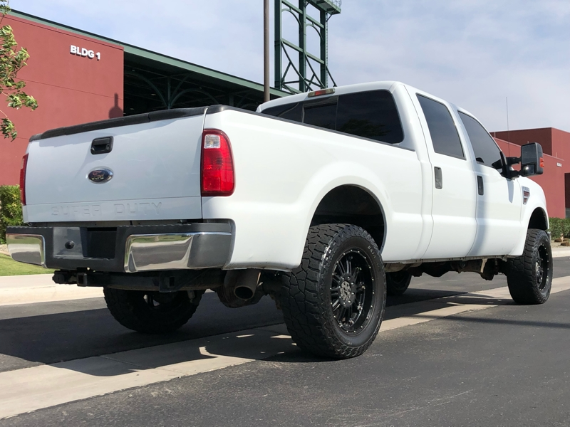 Ford Super Duty F-250 2008 price $18,495