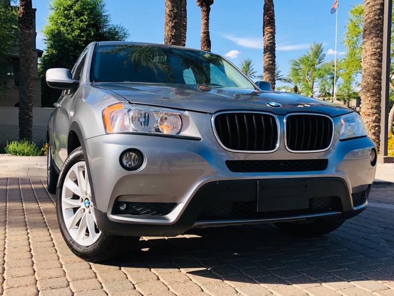 BMW X3 2013 price $6,999