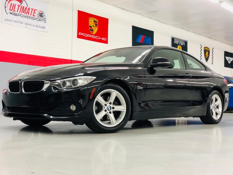 BMW 4 Series 428I 2014 price $13,995