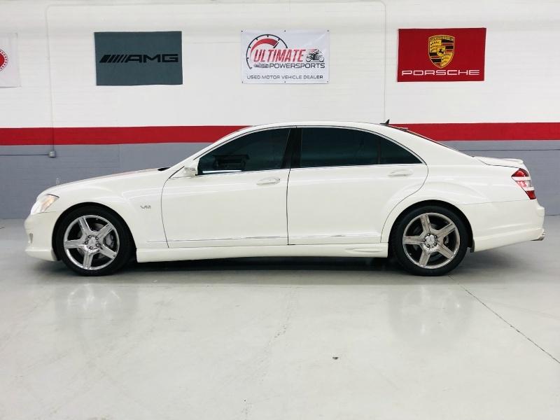 Mercedes-Benz S600 2007 price $17,495