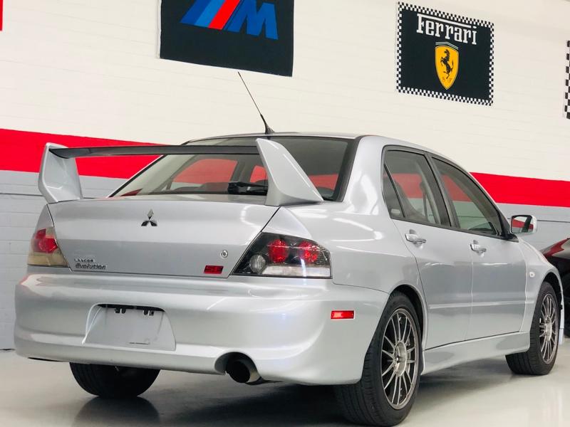 Mitsubishi Lancer Evolution 2006 price $20,495