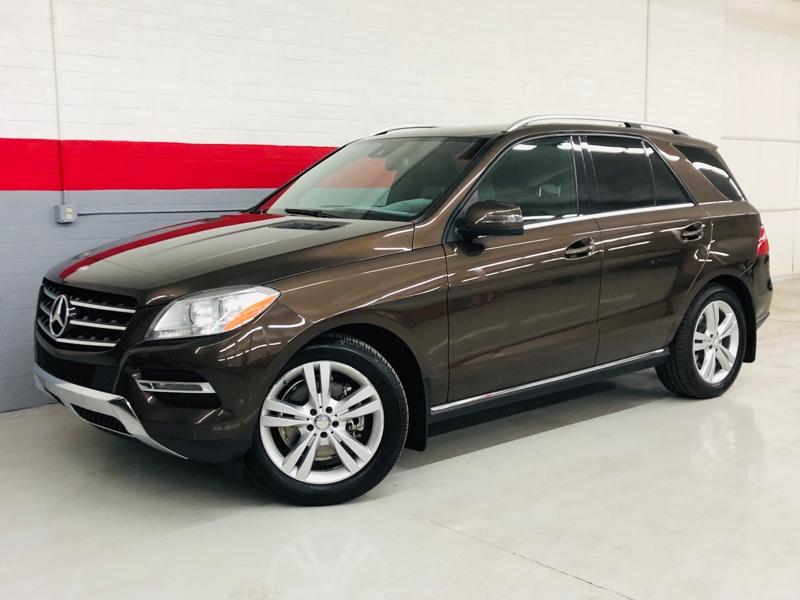 Mercedes-Benz ML350 CDI 2013 price $14,495