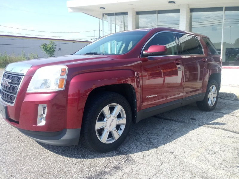 GMC TERRAIN 2010 price Call for Pricing.